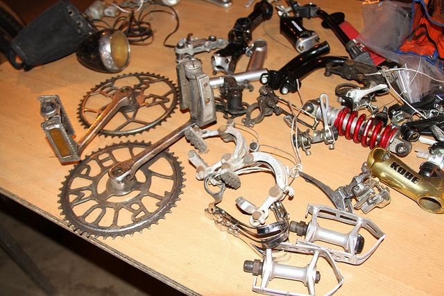 At My Bike Jumble We Sell The Whole Range Of Bicycle Parts With Images Triathlon Kit