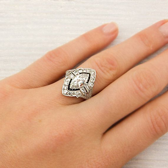 Trend Watch Vintage Engagement Rings Diamond Engagement Rings Vintage Wedding Rings Vintage Marquise Diamond Engagement Ring