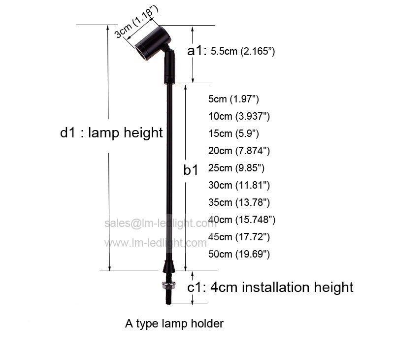 New Led anzeige leuchtet cm cm cm cm cm cm cm cm cm cm led schmuck display beleuchtung v spot led