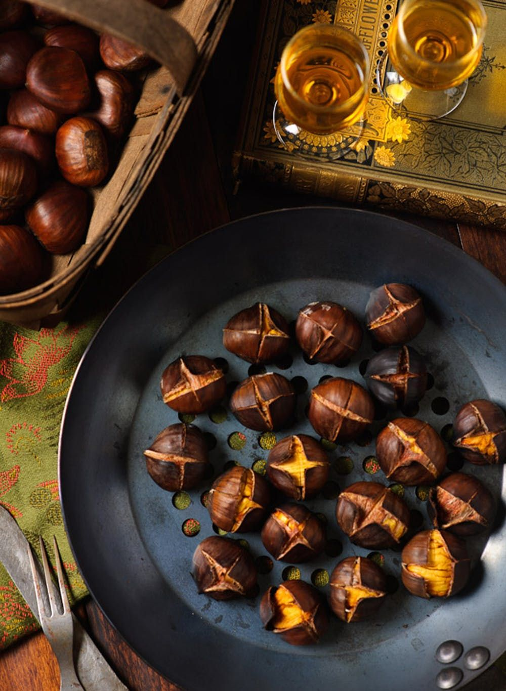 20 Scrumptious Chestnut Recipes, No Open Fire Required! | Brit + Co