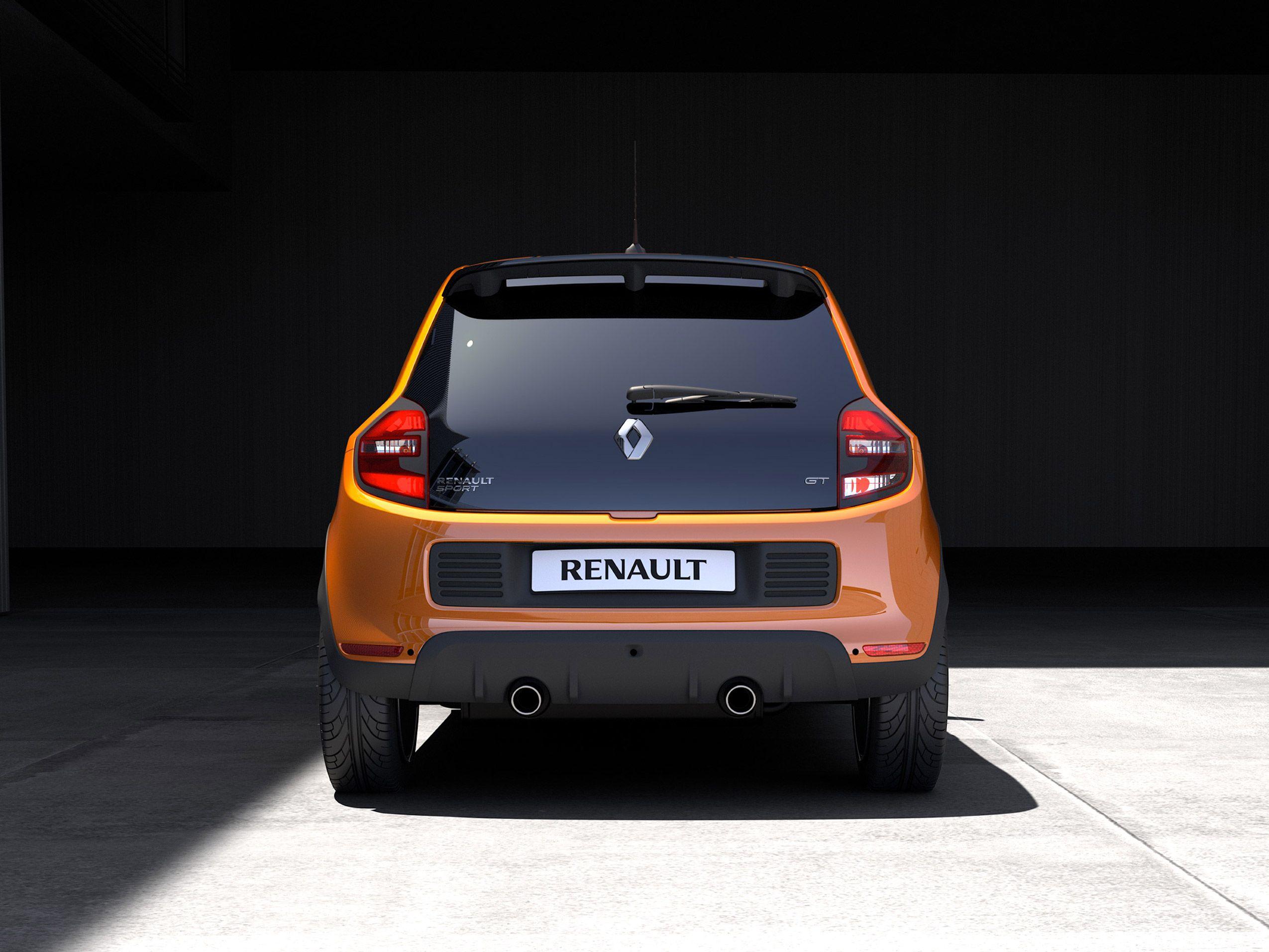 The Twingo Gt C Renault Design Automobiles Of The Future