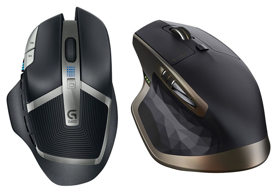 You are currently confused between Logitech G602 vs MX