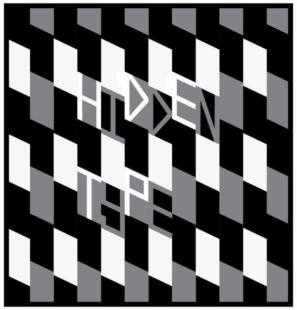 Via @PaperAcrobat : Hidden type in grid