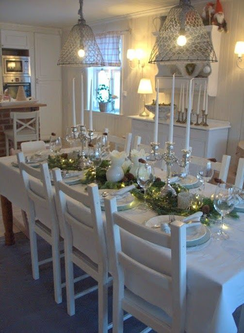Marianne's Nordic Christmas home