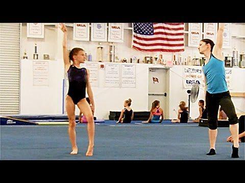 Level 7 Gymnastics Floor Routine! - YouTube | Level 7 | Pinterest ...