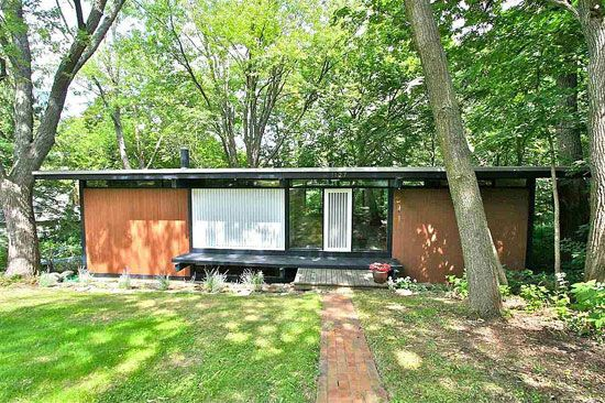 On the market: 1960s midcentury-modern property in Madison ...