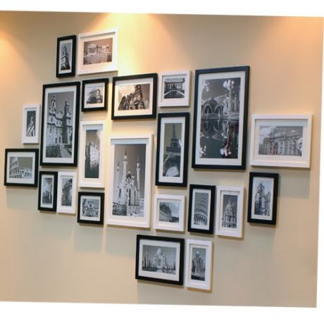 Picture Frame Collages For Wall 22 Pcs Wall Decoration