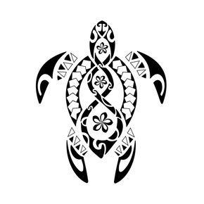 New Designer Tartaruga Maori | Tattoo idea | Tattoos ... - photo#32