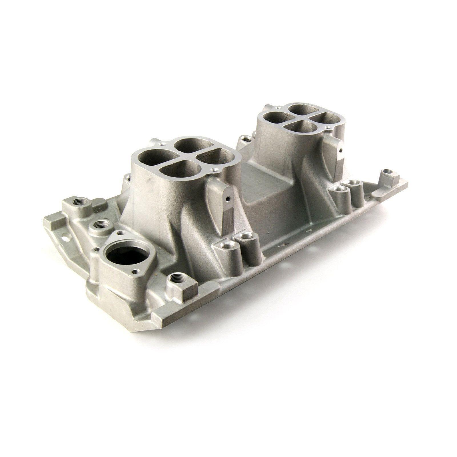Chevy SBC 350 TPI EFI Vortec Ram Air Lower Intake Manifold