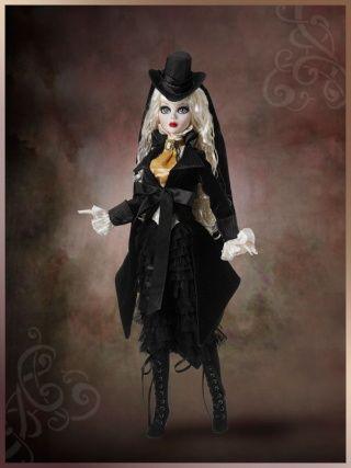 Doll Gazette: Evangeline Ghastly