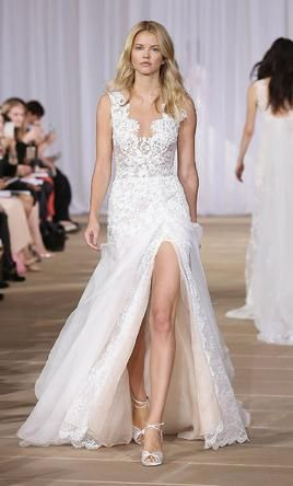 Ines Di Santo Morning This Dress For A Fraction Of The Salon Price On Preownedweddingdresses