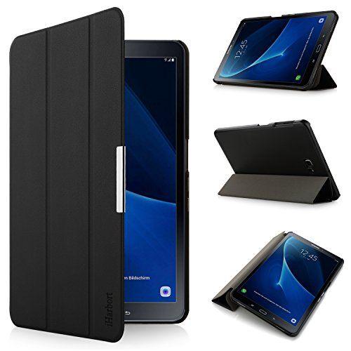Samsung Galaxy Tab A 10 1 Hülle Iharbort Premium Samsu Https Www Amazon De Dp B01fq6yjr2 Ref Cm Sw R Pi Funda De Piel Samsung Galaxy Fundas Para Tablet