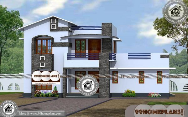 Double floor home design kerala latest designs collections also rh in pinterest