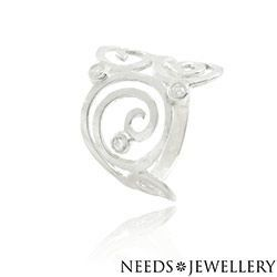 Needs, ring in silver - Soulmate