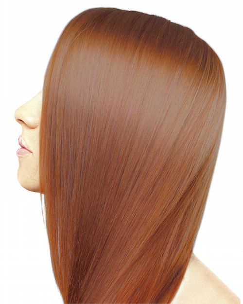 Ion Color Brilliance Permanent Creme 7rc Medium Copper Blonde 7rc