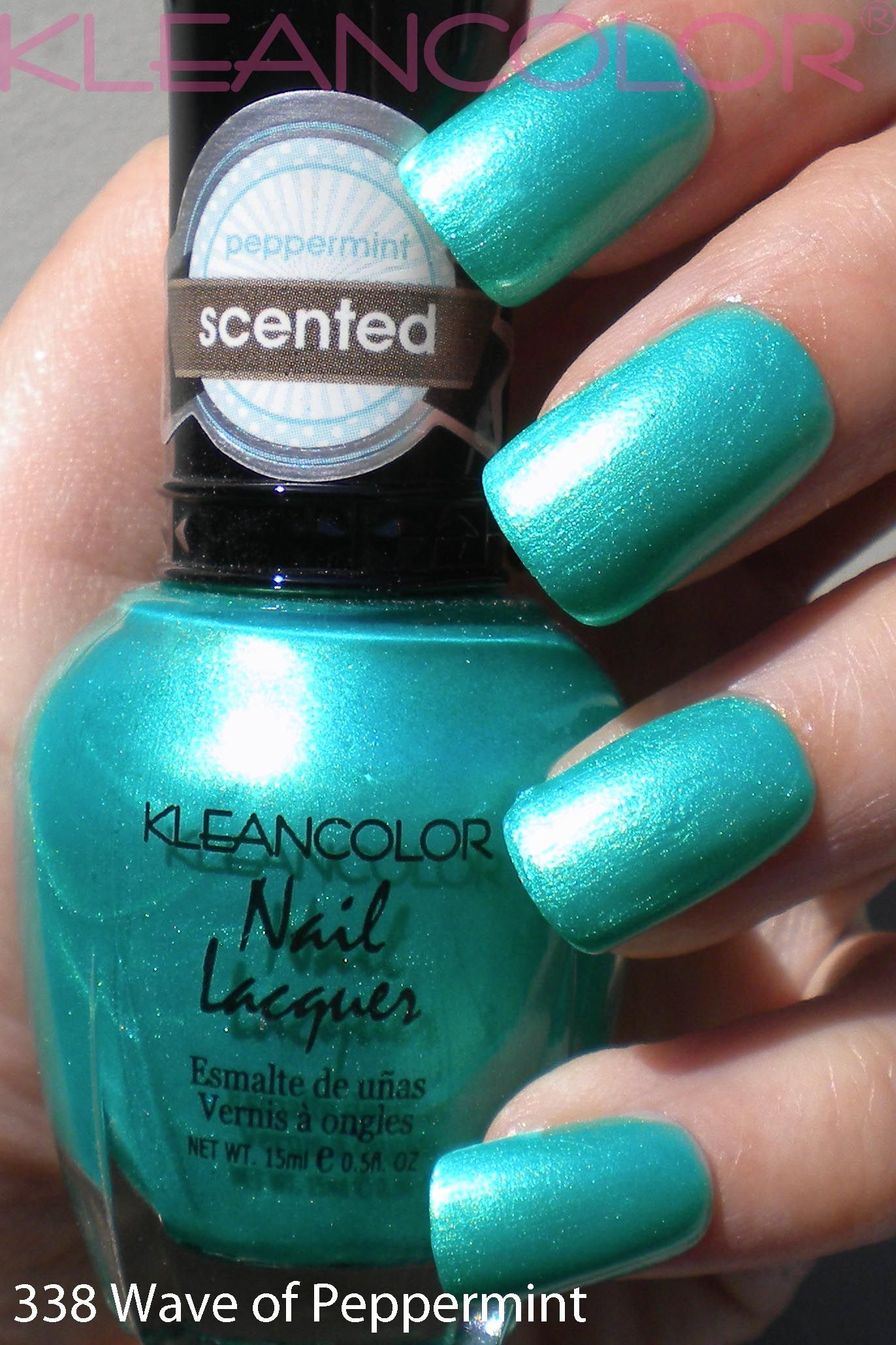 338 Wave of Peppermint #scentedpolish #fragrancepolish | Scented ...