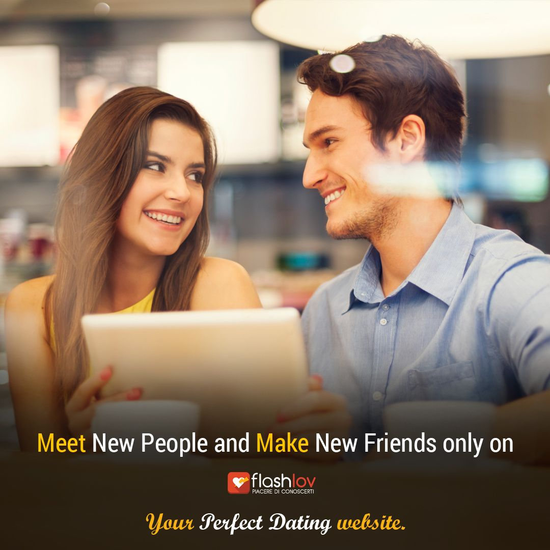 dating website for friends