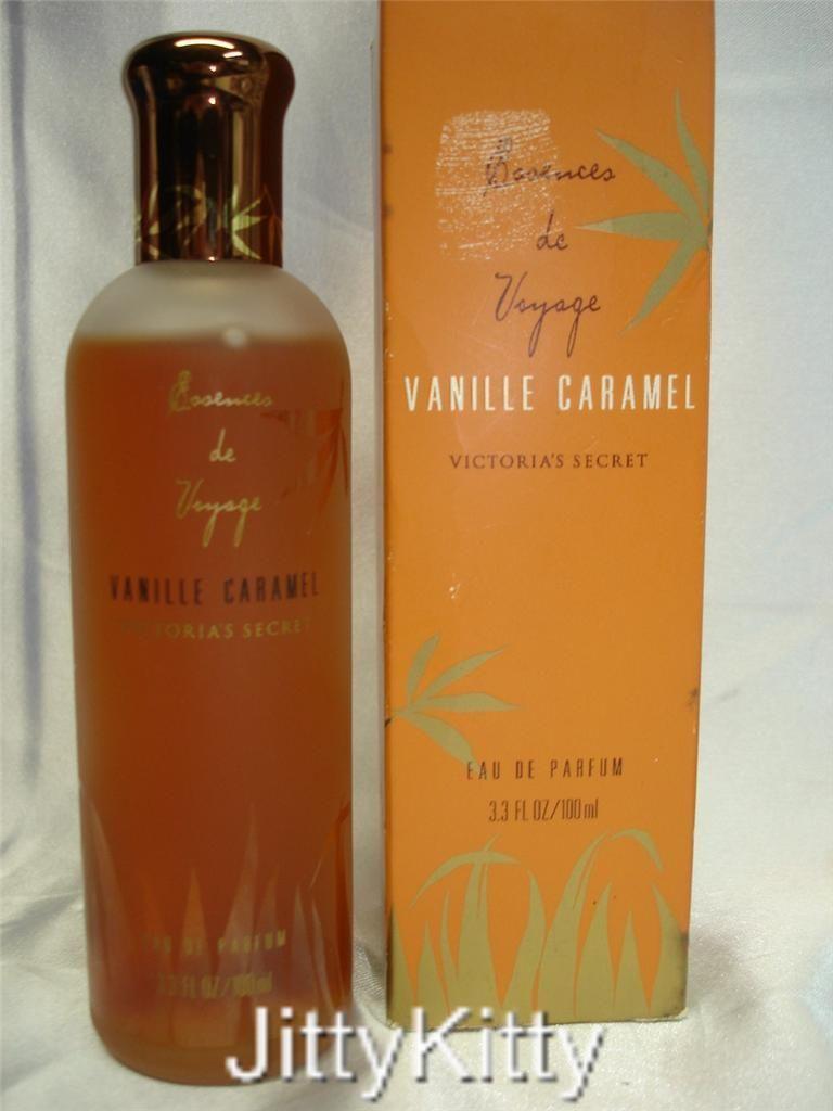 Victoria secret vanilla caramel perfume