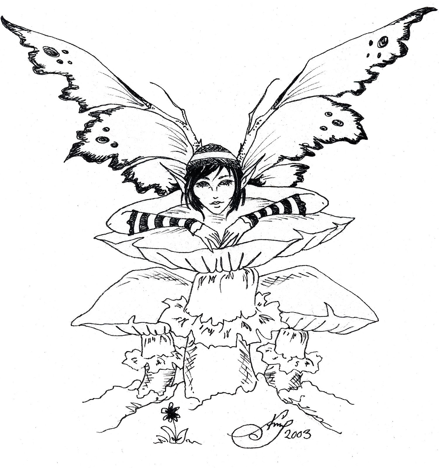 Amy Brown Fairy Coloring Pages Free Coloring Pages Download   Xsibe ...