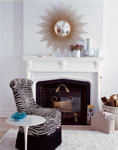 3 clever ways to decorate a fireplace