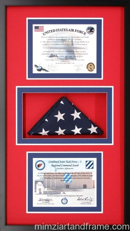 A Certificate Design Can Be As Simple Or Complex As You Want It To Be Flag Display Framed Flag Flag Cases