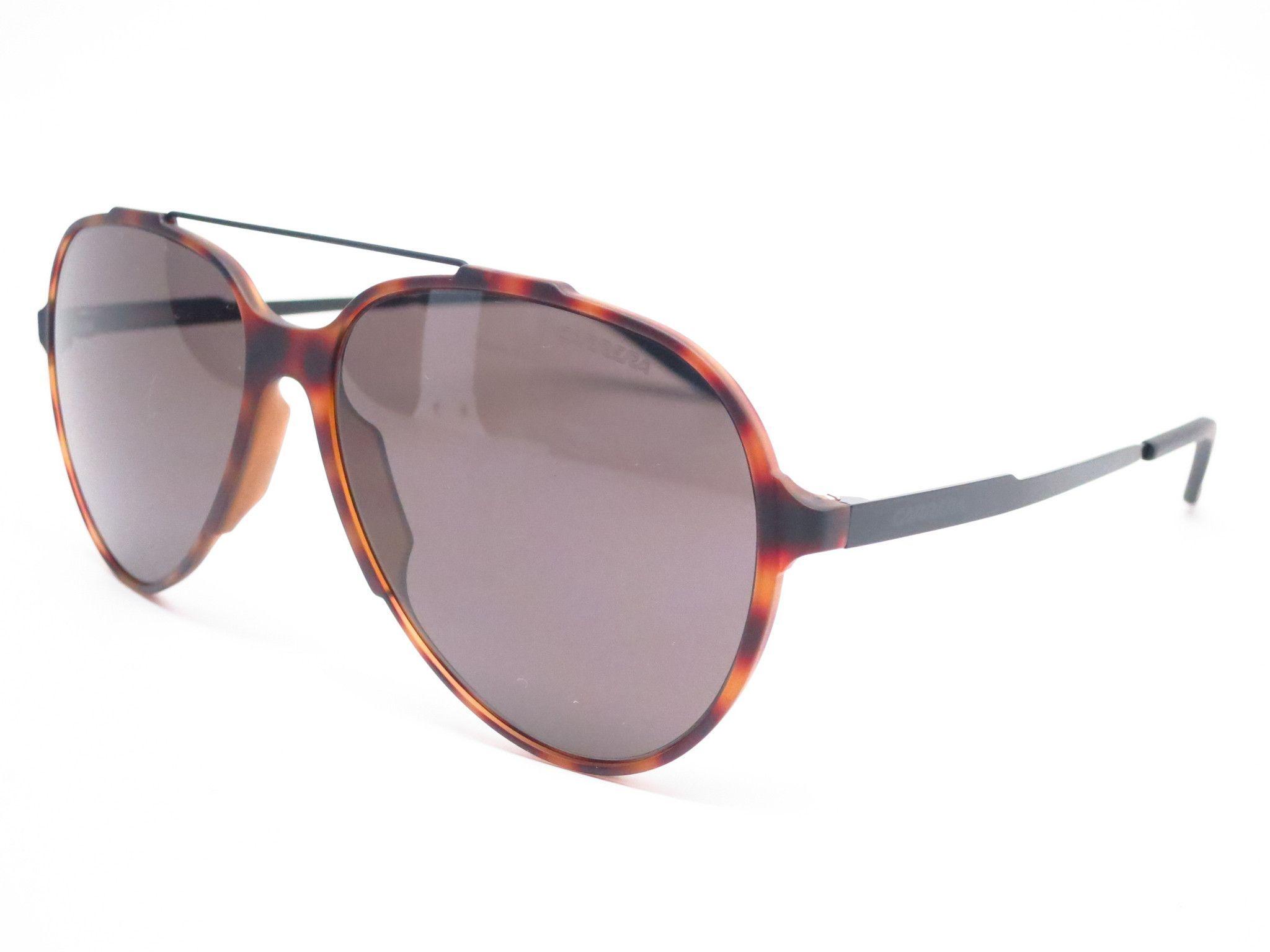 Carrera 118/S L2LNR Havana Black Sunglasses