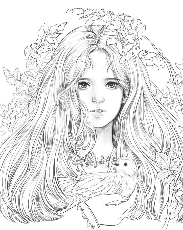 Music and Girl Coloring Book Special Event !!! : Naver