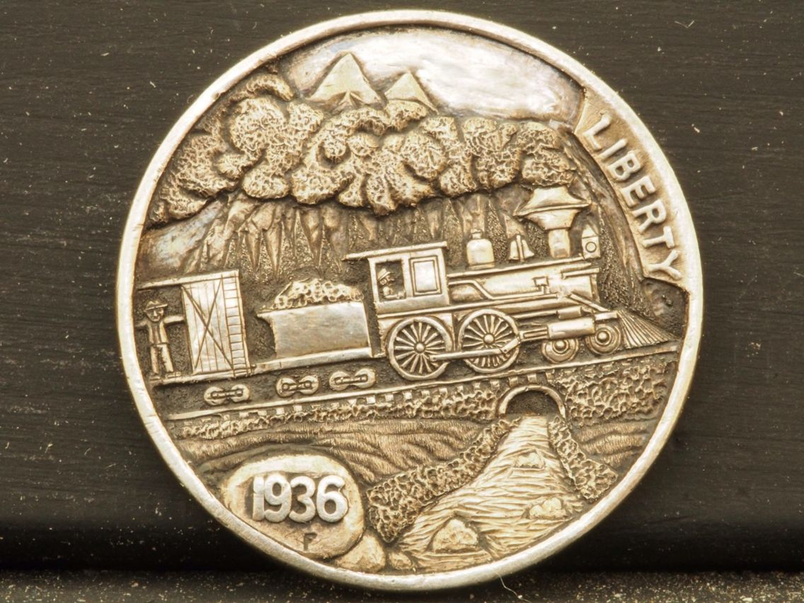 Pin By Raven Winchester On Coins Hobo Nickles