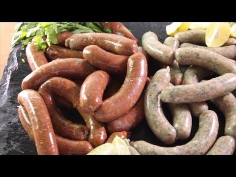 السجق البيتي خطوة بخطوة مطبخ آسيا Youtube Sausage Food Tasting