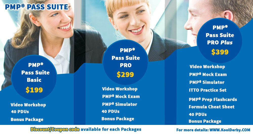 Online project management professional pmp training