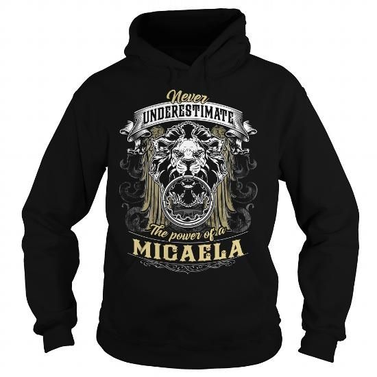 I Love  MICAELA, MICAELA T Shirt, MICAELA Tee Tees
