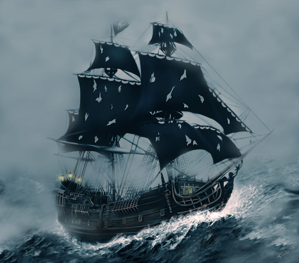 The Black Pearl Black Pearl Ship Pirate Boats Black Pearl