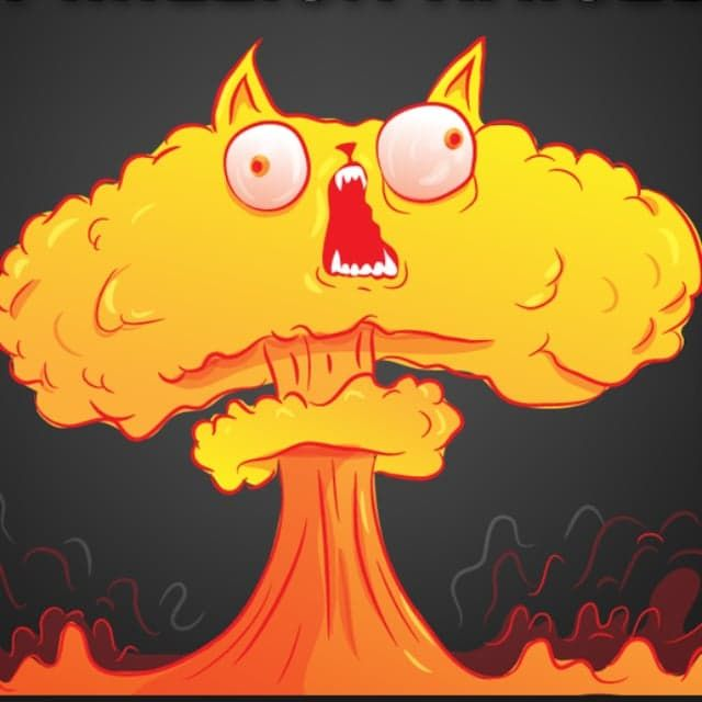 This Crazy Popular Exploding Kittens Game Starts Shipping Today Exploding Kittens Card Game Exploding Kittens Kittens
