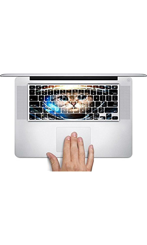 Space Cat Macbook Keyboard Decals (Fits 13, 15 inch Air/Pro/Retina) by Demon Decal Best Price