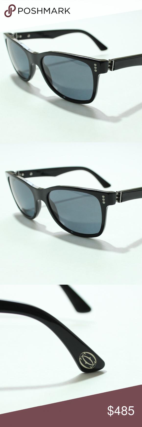 9806da08d6 Cartier Miles Sunglasses Polarized Premiere Collec Cartier Miles Sunglasses  Polarized Collection Premiere (USED