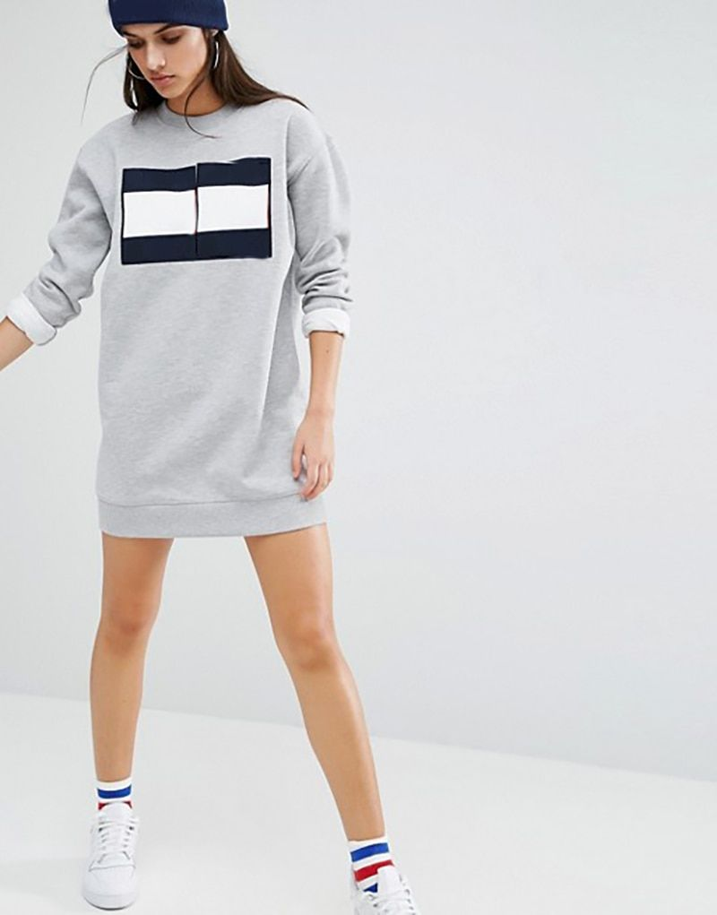 High Quality Women Tommi Long Sleeve Hoodies Sweatshirts Ladies Dress Luxury Brand Casual Pullover Hoodie Fema Sweatshirts Women Hoodies Womens Casual Pullover [ 1021 x 800 Pixel ]