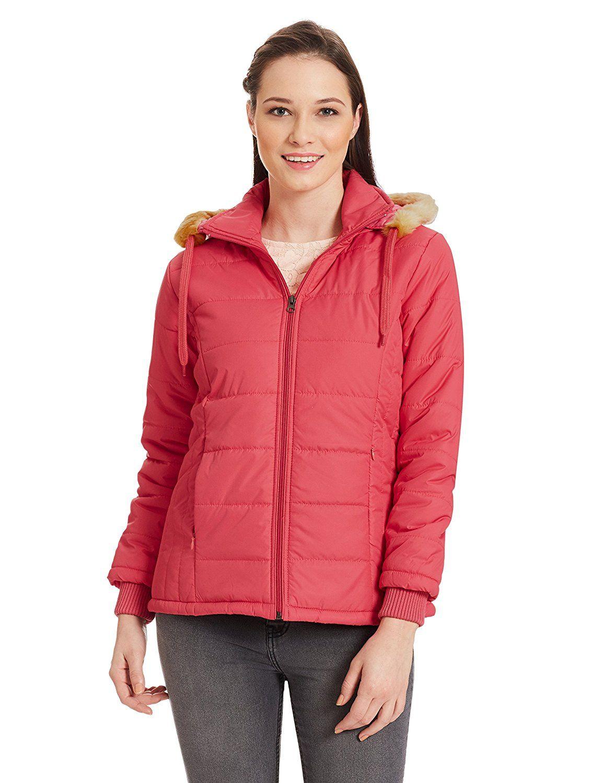 Fort collins women's parka jacket