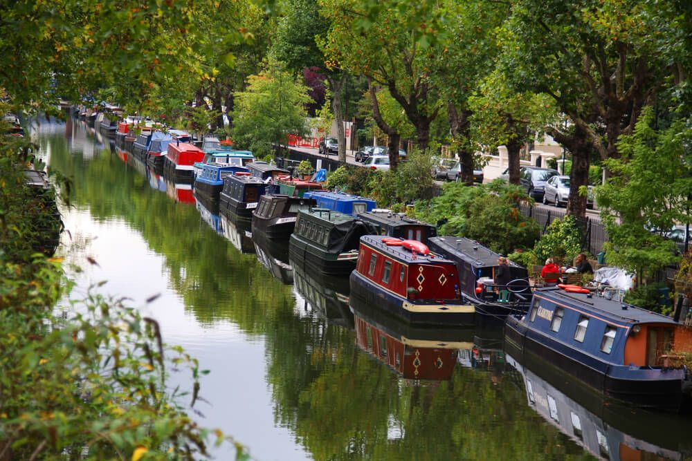 In Pictures: London's Houseboats