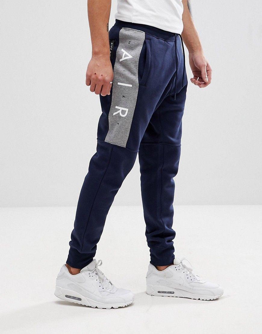 3e7435febc17fa OTTO Herren Nike Sportswear Jogginghose M NSW NIKE AIR PANT FLC ...