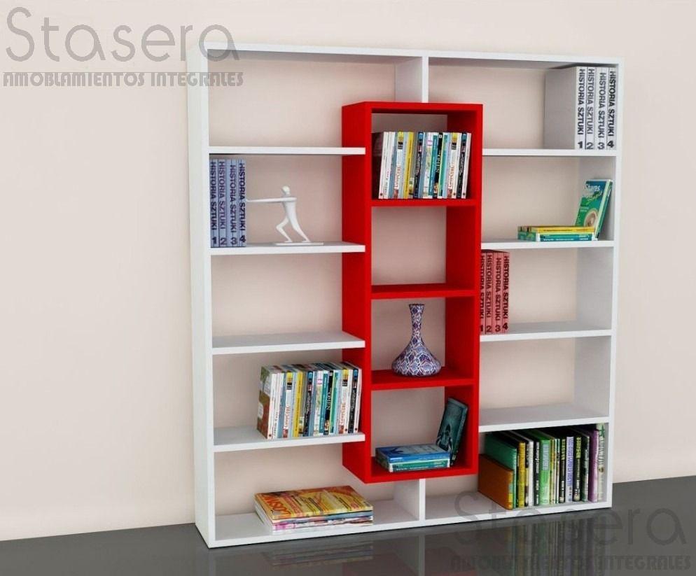 Resultado De Imagen Para Repisas Estantes Muebles Pinterest  ~ Estanteria Separadora De Ambientes