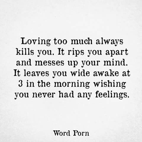 quotes about loving someone so deeply