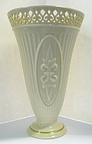 Beautiful Large 1025 Footed Lenox Vase The Art Of The Vintage