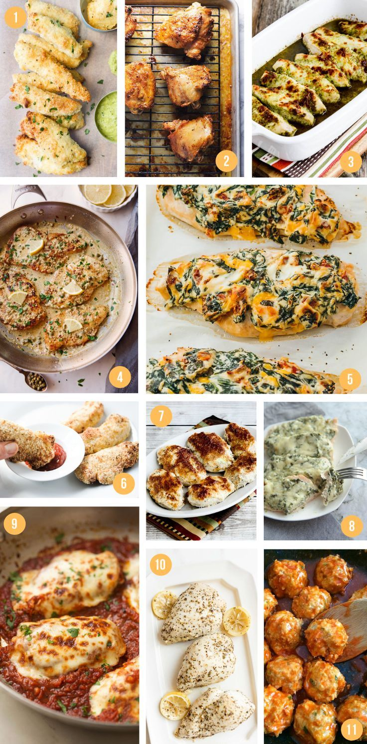60+ Kid-Friendly Keto Dinner Recipes Your Entire Family Will Eat images