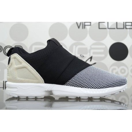 adidas zx flux slip on nere