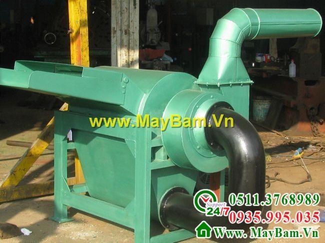Máy nghiền gỗ, công suất 1,5-2 tấn/h - Máy nghiền gỗ thành mùn cưa, công suất 1,5-2 tấn/h kết hợp với dây chuyền sấy mùn cưa