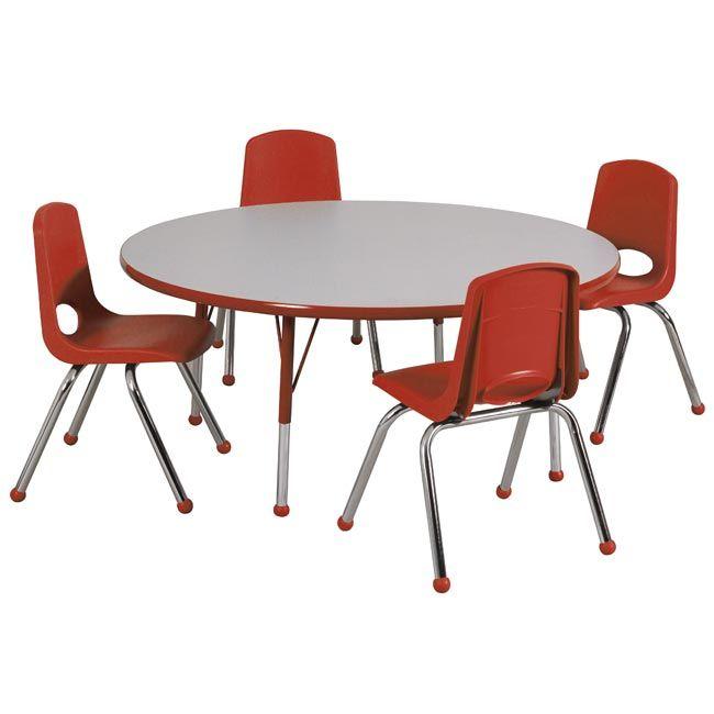 spc-17103-xxxsb-14-one-48-round-activity-table-four-14-stack-chair