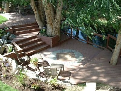 Deck Design Ideas: Trex Decking Prices - Look Beyond The Price For The Ultimate…