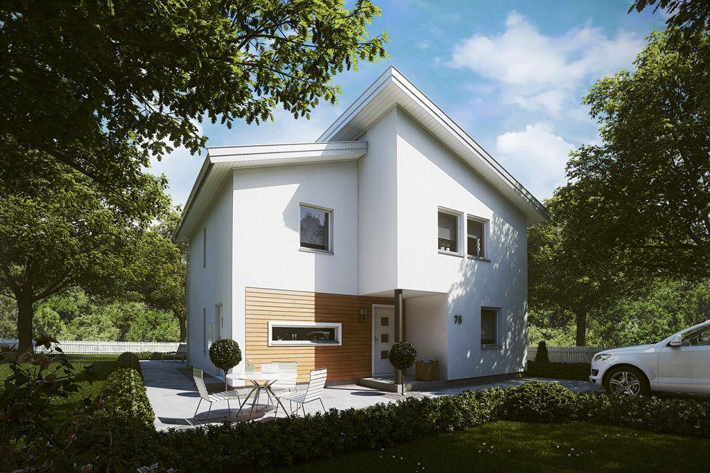Haus ASPLIDEN, Zweigeschossiges Haus, ca. 153 m² [GfG