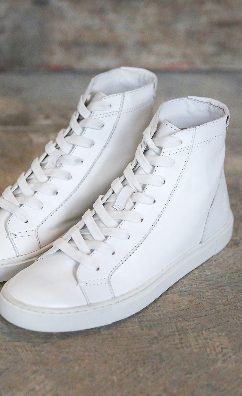 Gemma High | Frye, Sneakers looks, High
