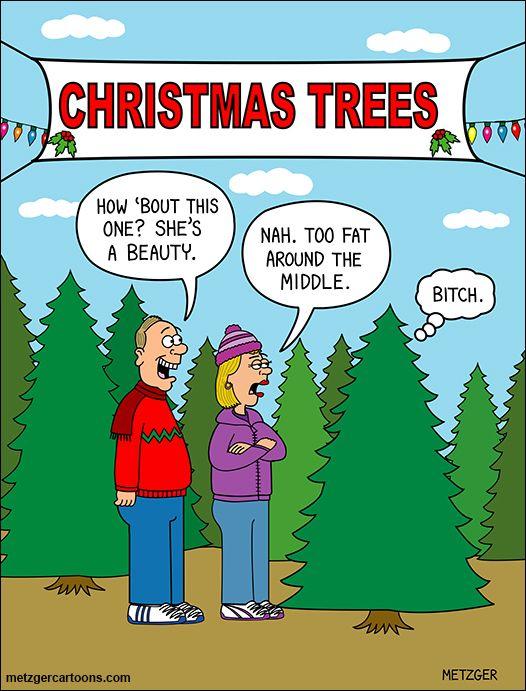 Metzgercartoons Com Christmas Humor Christmas Jokes Christmas Memes